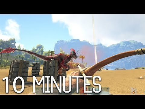Ark - How to level up FAST [NEW SERVERS]