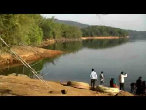 HONNEMARADU  LAKE ,KARNATAKA ,INDIA AS ON (28 -12 -2011)