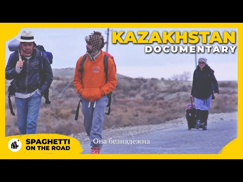 Spaghetti on the Road - Kazakhstan