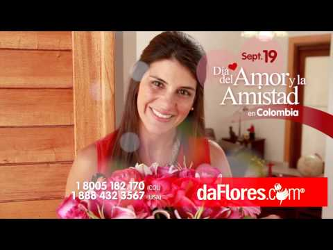Daflores.com Amor y Amistad 2015