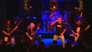 Suffocation AS GRACE DESCENDS Carnival of Death tour Pittsburgh