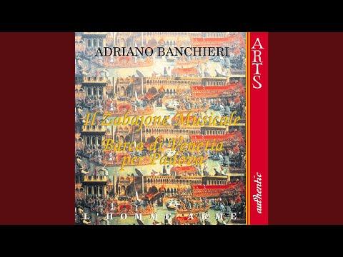 Il Zabaione Musicale (1640) - Invenzione Boscareccia: XVII. Licenza, L'Humore Spensierato - Son...
