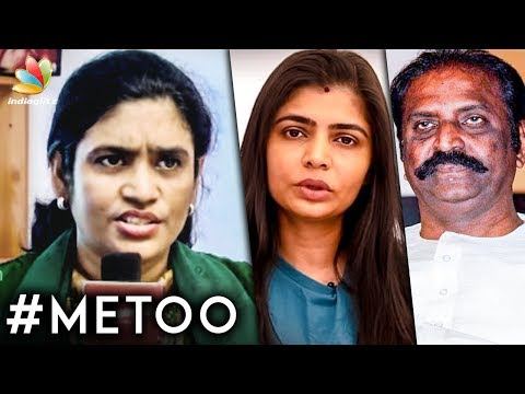 It's an Open Secret : A.Ra on Allegations Against Vairamuthu | Chinmayi, Me Too India