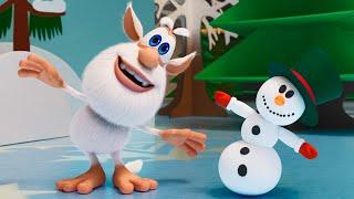 Booba Merry Christmas 🎅 CGI animated shorts ❄️ Super ToonsTV