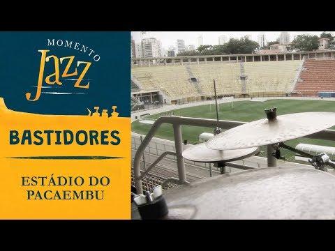 Qual A Sensação De Tocar Em Um Estádio? | Bastidores Momento Jazz