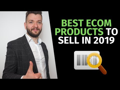 Best Shopify Dropshipping Products To Sell in 2019 thumbnail