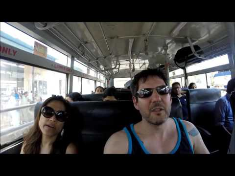 India, Goa: (Ep.14)  My 6 survival tips when travelling by bus in India.