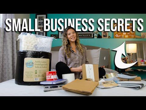 SMALL BUSINESS ESSENTIALS 2020 | SMALL BUSINESS SECRETS