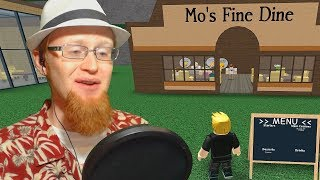 Mo's Fine Dine ~ Roblox Restaurant Tycoon ~ Let's Play