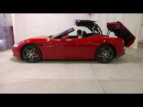 Ferrari California cabriolet - Série voitures de rêve BFMTV 2016 - Cédric Faiche