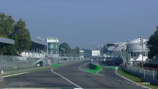International GT Open 2019 ROUND 7 ITALY - Monza Qualy 1 ENG