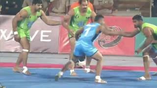 World Kabaddi League, Day 35: Lahore Lions Vs. California Eagles