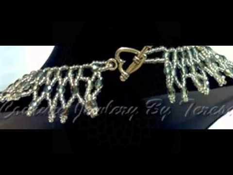 Bridal Jewelry - Couture Jewelry by Teresa Delosh