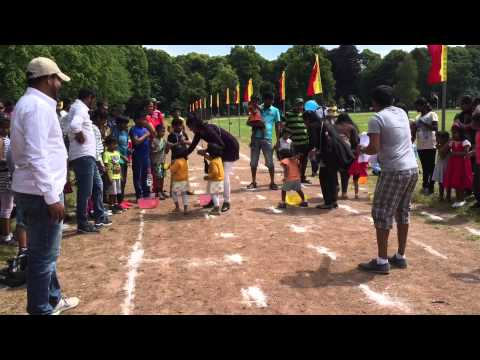 Belgium TCC sports day