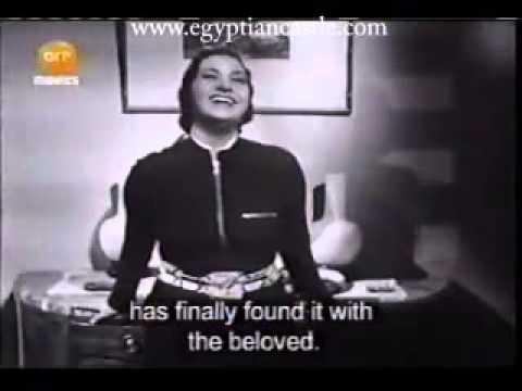 Um Kulthoum   Efrah Ya Alby                            YouTube