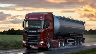 Introducing the new Scania V8 range - 770, 660, 590 and 530 hp
