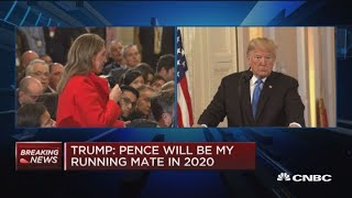 Trump: Nancy Pelosi and I can work together and get a lot done