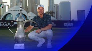 Paul Casey claims 15th European Tour win | Final Round Highlights | 2021 Omega Dubai Desert Classic