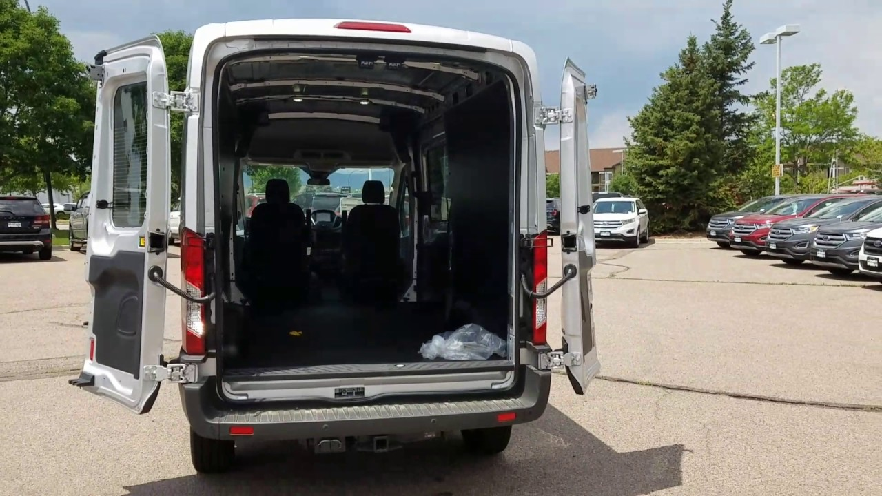 2017 ford transit t250 with a quigley 4x4 system