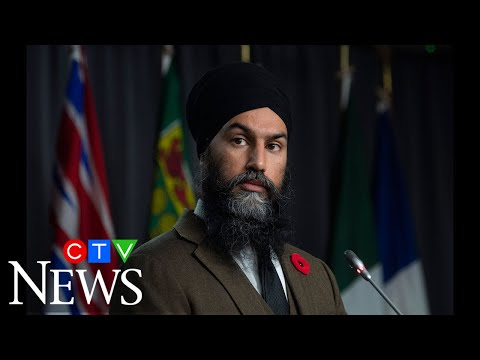 """""""Beyond the realm of normalcy"""": NDP Leader Jagmeet Singh on calling out Trump"""