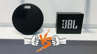 Mivi Roam Vs JBL GO #Bluetooth #Speakers sound comparison