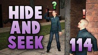 Hiding In Cloud City! (Hide & Seek #114)