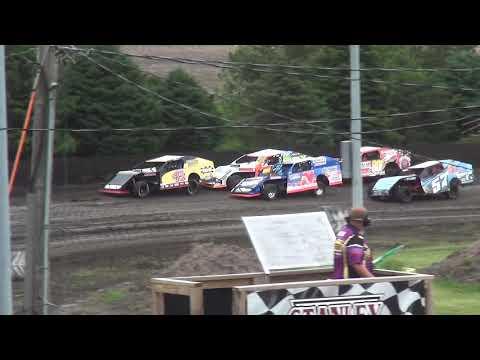 IMCA Modified Heat 1 Benton County Speedway 6/9/19