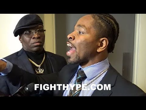 SHAWN PORTER'S LAST WORDS FOR DANNY GARCIA; THROWS DOWN THE GAUNTLET IN FINAL CHALLENGE