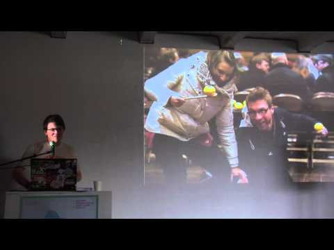 George Buckenham: Other genres you can make your game in (A MAZE. Indie Connect 2013, Berlin)