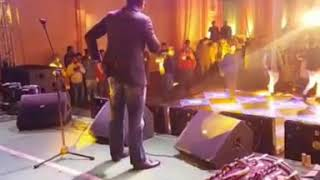 Mankirt Aulakh Famous singer Live Performance at My Reception Night,Amb,HIMACHAL