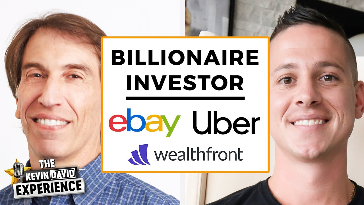 Benchmark Capital Founder and EARLY Investor in eBay and Uber on WEALTH and SUCCESS! -Andy Rachleff