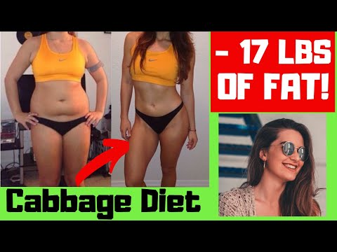 7 Day Cabbage Soup Diet Plan Cabbage Soup Diet Results | lose 17 Lbs In A WEEK?