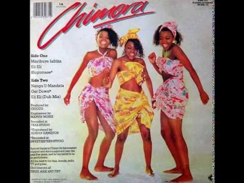 CHIMORA (Mayibuye Iafrika - 1990) - Mayibuye Iafrika