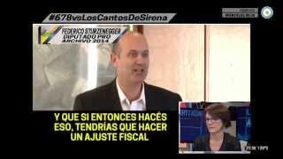 678 - Durán Barba explica al PRO cómo ocultar su plan de ajuste - 28-07-15