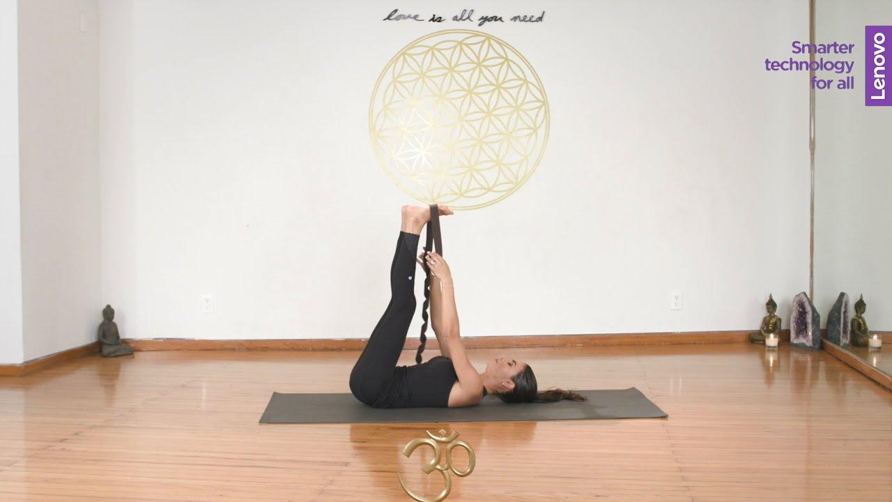 Lenovo Yoga con Adriana Leal: Clase 11