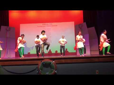 Kuch Kariye - Chak de India Dance - Strong Ties Group - Republic Day Dance