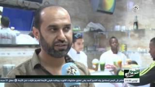 الأسبوع السوري   من موريتانيا محمود لاجئ سوري يرسم قصة نجاح
