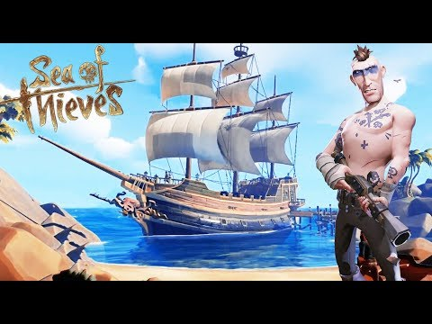 LADRONES DE BARCOS XDDD - Sea Of Thieves - Nexxuz