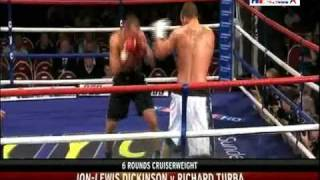 Jon Lewis Dickinson v Richard Turba