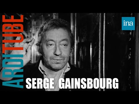 Gainsbourg et caetera...   Archive INA