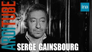 Gainsbourg et caetera... | Archive INA