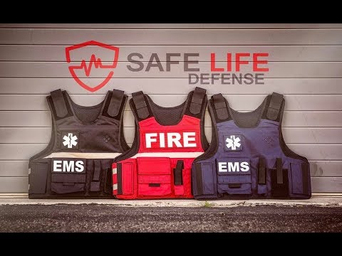 Safe Life Defense Armor Carriers