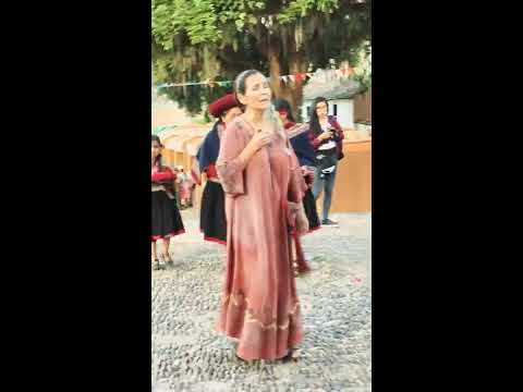 Cecilia Bohorquez - Concierto Kusikusunchis 2016