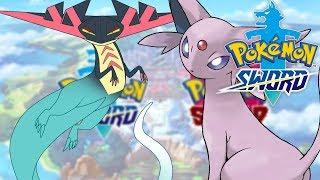 Pokemon Sword - BREEDING, TRENING, czyli LUŹNE GRANIE
