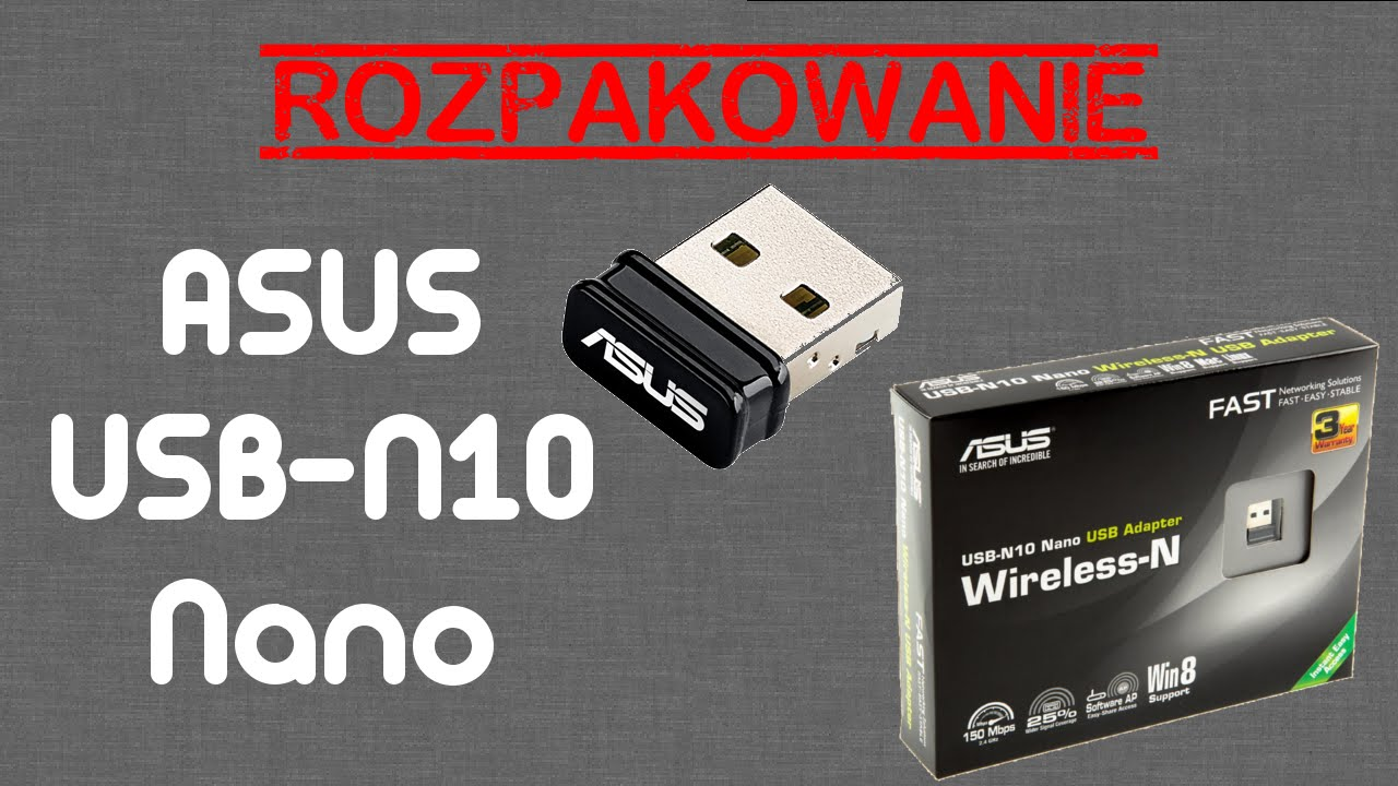 ASUS USB-N10 150MBPS 11N WIRELESS USB DONGLE WINDOWS 8 DRIVER