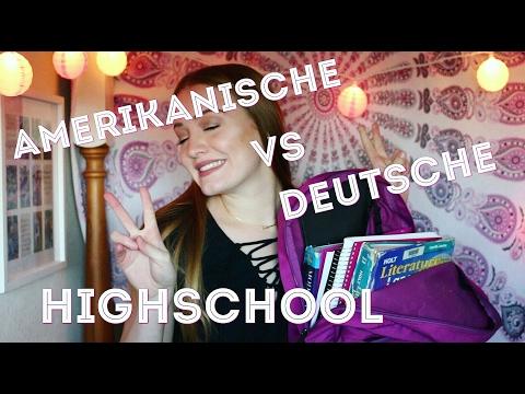 Amerikanische vs. Deutsche Schule // AUSLANDSJAHR 2016/17 USA #34