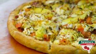 Chicken Supreme Gourmet Pizza