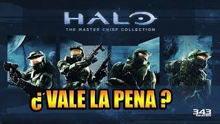 Halo The Master Chief Collection , ¿ Vale la pena ? MI OPINIÓN