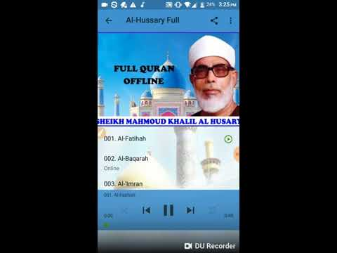 AlHussary Full Offline for PC - latest version 2020 free download