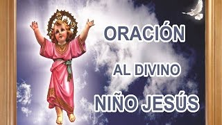 ORACIÓN AL DIVINO NIÑO JESÚS | ESOTERISMO AYUDA ESPIRITUAL